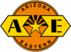 Arizona Eastern Railway - Image: Arizona Eastern Railway logo