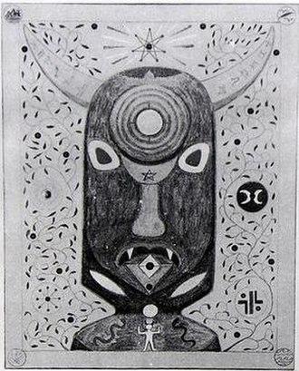 Raymond Howard (Wiccan) - Image: Atho