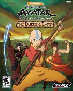 Avatar - The Last Airbender - The Burning Earth Coverart.png