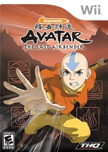 Avatar The Last Airbender Video Game Wikipedia