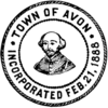 Official seal of Avon, Massachusetts