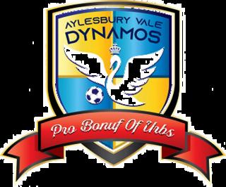 Aylesbury Vale Dynamos F.C. Association football club in England