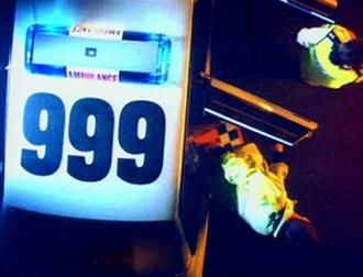 999 (UK TV series) - Image: BBC 999 Logo