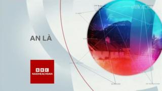 <i>An Là</i> Scottish Gaelic-language news programme