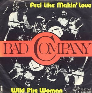 Feel Like Makin' Love (Bad Company song)