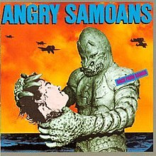 Angry Samoans Yesterday Started Tomorrow