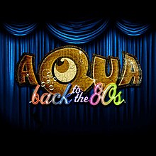 Aqua — Back to the 80s (studio acapella)