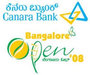 Bangalore Open - Image: Bangalore Open Logo