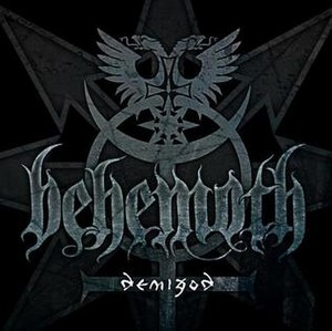 Demigod (album) - Image: Behemoth Demigodalternative