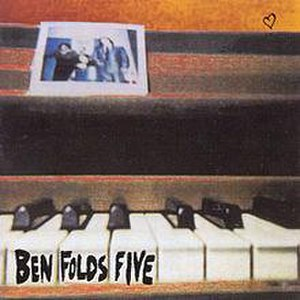 Ben Folds Five (album) - Image: Ben Folds Five Ben Folds Five