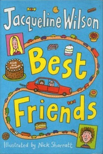 Picture of a book: Best Friends