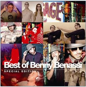 Best of Benny Benassi - Image: Best of Benny Benassi (album cover art special edition)