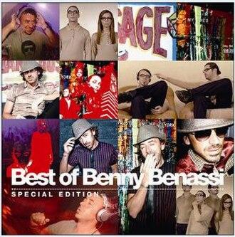 Best of Benny Benassi - Image: Best of Benny Benassi (album cover art special edition)