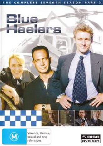 Blue Heelers (season 7) - Image: Bh dvd 7.2
