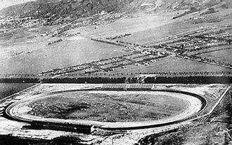 Beverly Hills Speedway - Image: Bhspeedway full