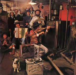 The Basement Tapes - Image: Bob Dylan and The Band The Basement Tapes