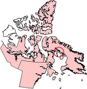 Bray Island - Bray Island, Nunavut.