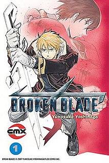 <i>Broken Blade</i> 2010 anime