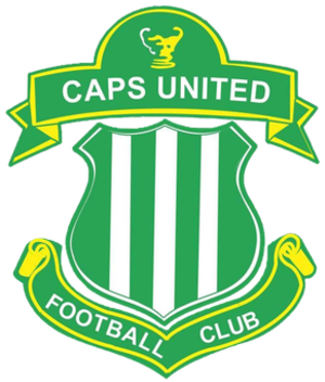 CAPS United F.C. - Image: CAPS United (logo)