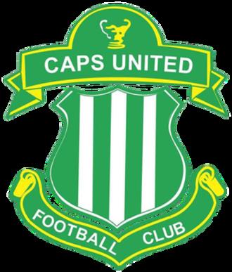 CAPS United F.C. - Image: CAPS United (logo)