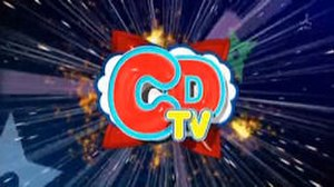 Count Down TV - Title screen used in 2009.