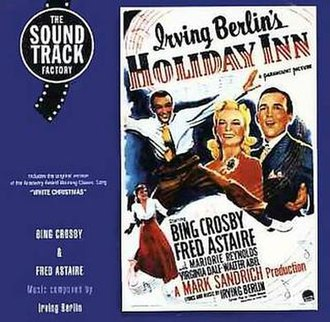 Holiday Inn (soundtrack) - Image: CD soundtrack cover for Holiday Inn