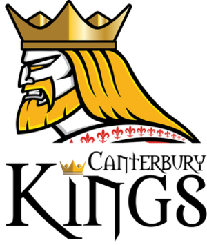 Canterbury cricket team - Canterbury Kings logo