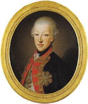 Charles Emmanuel IV of Sardinia - Image: Carlem 4