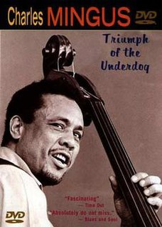<i>Charles Mingus: Triumph of the Underdog</i> 1997 American film directed by Don McGlynn