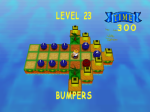 The Bombing Islands - Image: Charlie Blast's Territory,Level 23