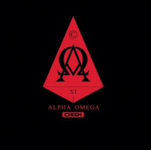 Alpha Omega (Cheek album) - Image: Cheek Alpha Omega