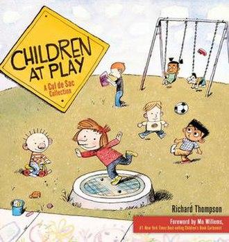 Richard Thompson (cartoonist) - Image: Childrenatplay
