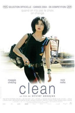 Clean (film) - Image: Clean movie