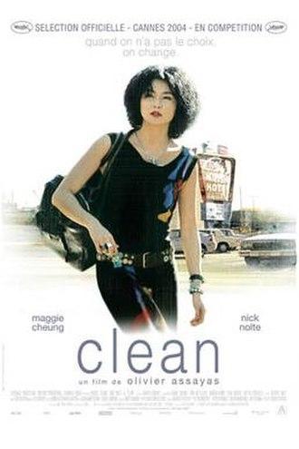 Clean (film) - Image: Clean movie