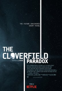 <i>The Cloverfield Paradox</i> 2018 film by Julius Onah