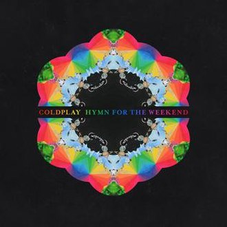 Coldplay featuring Beyoncé — Hymn for the Weekend (studio acapella)