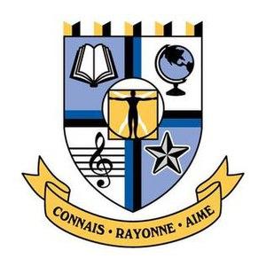 Collège Regina Assumpta - Image: Collège Regina Assumpta logo