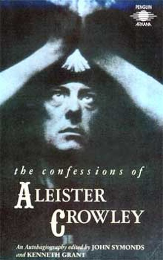 The Confessions of Aleister Crowley - Cover of The Confessions of Aleister Crowley.