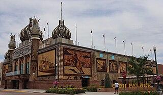 Mitchell, South Dakota City in South Dakota, United States
