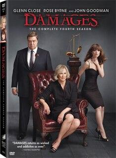 <i>Damages</i> (season 4) Season of television series