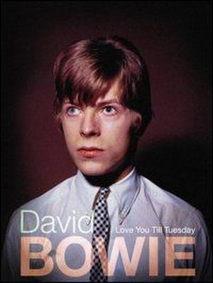 Love You till Tuesday (film) - Image: David Bowie Love You till Tuesday DVD cover