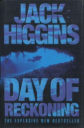 Day of Reckoning (novel) - First edition (publ. HarperCollins)