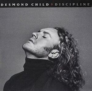 Discipline (Desmond Child album) - Image: Desmond Child Discipline album cover