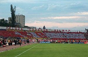 Stadionul Dinamo - Image: Dinamo Unirea Urziceni '07