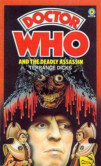 The Deadly Assassin - Image: Doctor Who and the Deadly Assassin