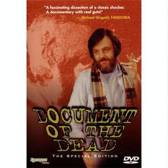 Document of the Dead - DVD cover