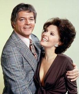 Doug Williams and Julie Olson