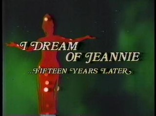 <i>I Dream of Jeannie... Fifteen Years Later</i> 1985 television film directed by William Asher