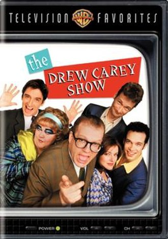 The Drew Carey Show - DVD release cover
