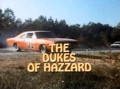 Picture of a TV show: The Dukes Of Hazzard